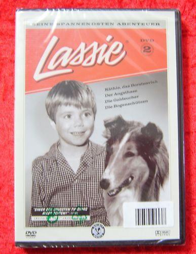Lassie seine spannendsten Abenteuer 2 DVD Neu