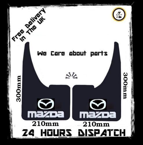 ANTIBECCHEGGIO Per Mazda Modelli Adattamento Universale Mud Flap 121 323 626 2 3 5 6 mx5 rx8 etc