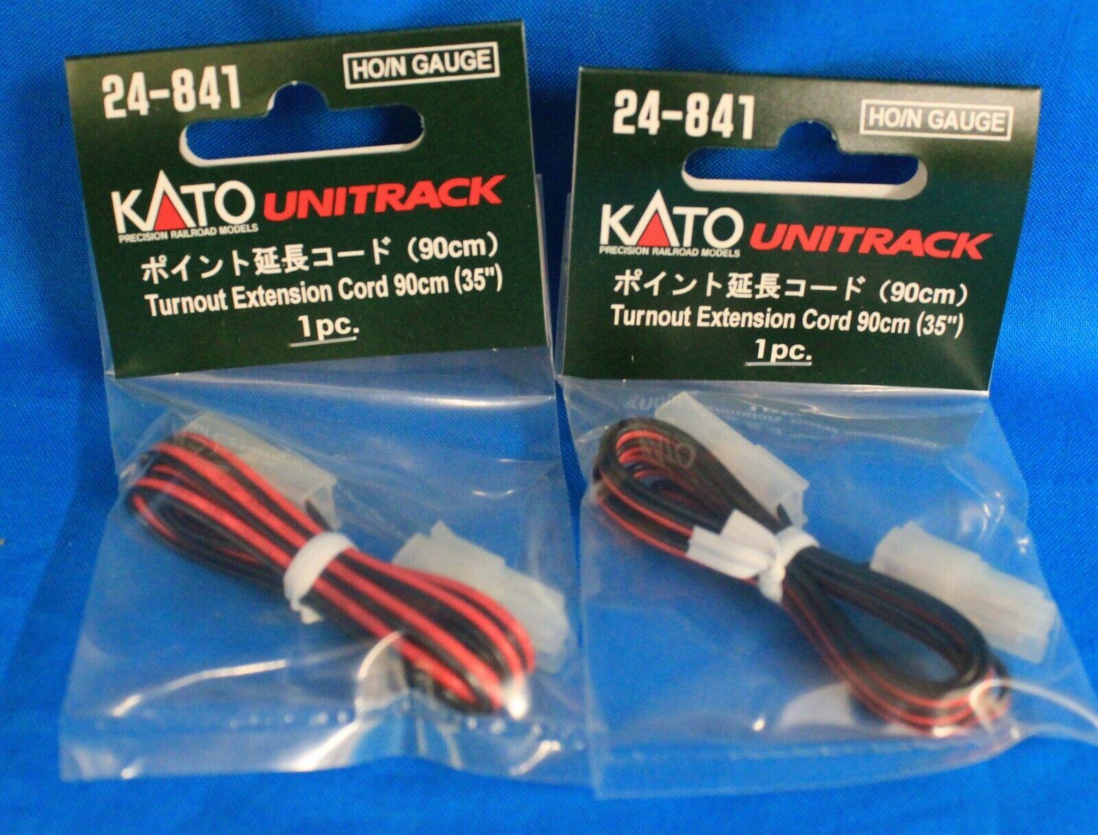 KATO N Unitrack  Adapter Cord for HO /& N   KAT24843