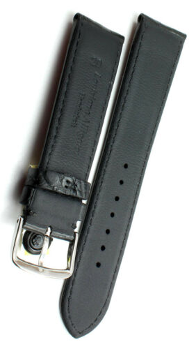 20mm Top Louisiana ALLIGATOR BAND Deutscher Her­stel­ler KROKODILBAND Strap