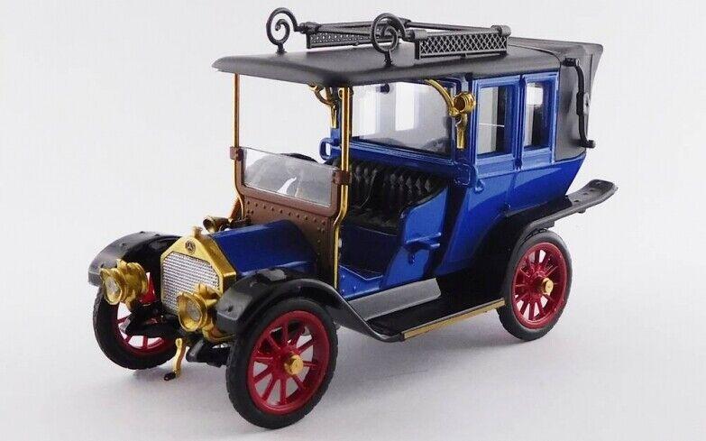 Rio 4591 - Mercedes 20-35 Landaulet - muséee de Stuttgart - 1909    1 43
