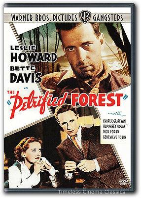 The Petrified Forest DVD New Leslie Howard, Bette Davis, Humphrey Bogart