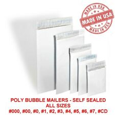 Wholesale Poly Bubble Mailer Padded Envelope 0 1 2 3 4 5 6 7 00 000 Cd
