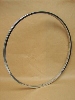 Vintage New NOS Araya 24 x 1 3//8 w//o Bicycle Wheel 36 Hole Rim