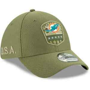 New Era Snapback Cap Sideline 1990s Home Miami Dolphins