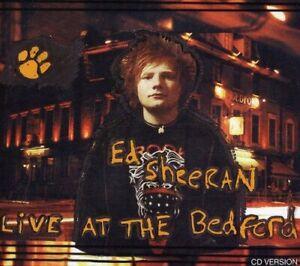 Ed-Sheeran-Live-At-The-Bedford-NEW-CD