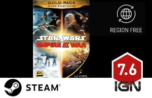 Star-Wars-Empire-at-War-Gold-Edition-PC-Steam-Download-Key-FAST-DELIVERY