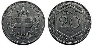 20-centesimi-1919-Esagono-rigato-SPL
