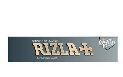 NEW Blue Rizla Rolling papers Standard size 60sheets//Booklet 1//2//5//10//20//50 pcs
