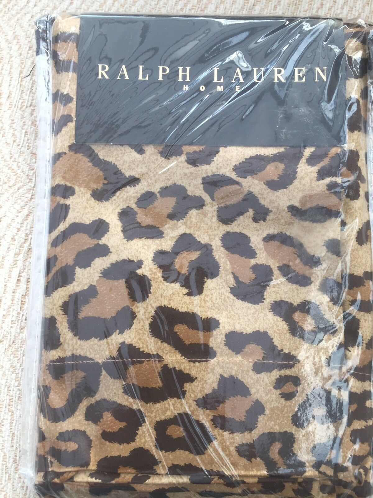 RALPH LAUREN ARAGON SATIN EURO PILLOWCASE