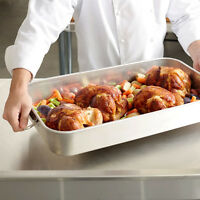 17.875 Qt. Bake And Roast Pan With Handles - 24 X 14 X 3 1/2 92268252