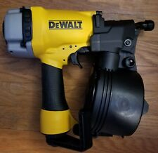 DEWALT 15 Degree 2-1//2 in Coil Siding Nailer DW66C-1R Reconditioned