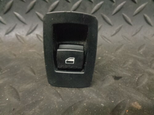 2006 BMW 3 SERIES 318i SE 4DR SINGLE REAR DRIVER OR PASSENGER WINDOW SWITCH