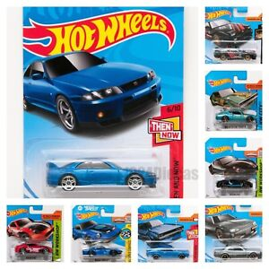 HotWheels-1-64-Nissan-Skyline-370Z-Fairlady-car-model-collectable-gift