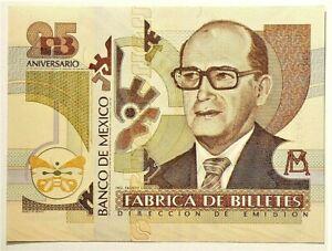 1994-Banco-de-Mexico-Specimen-Test-Note-aUNC-10335