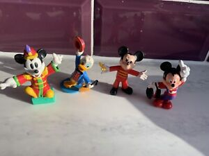 Vintage Disney Figures. Cake Toppers. 90s toys. Rare