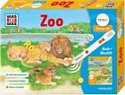 TING Starterset: Im Zoo - Kinderbuch Zootiere (2015) von Sabine Schuck, Elisabeth Kiefmann, Claudia Kaiser und Martin Lickleder (2016, Set mit diversen Artikeln)