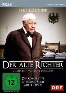 Der-alte-Richter-DVD-12-teilige-Serie-mit-Paul-Hoerbiger-Pidax-Neu