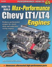 Chevy LT1 LT4 Engine Max Performance Guide Corvette 1992 1993 1994 1995 1996 ZR1