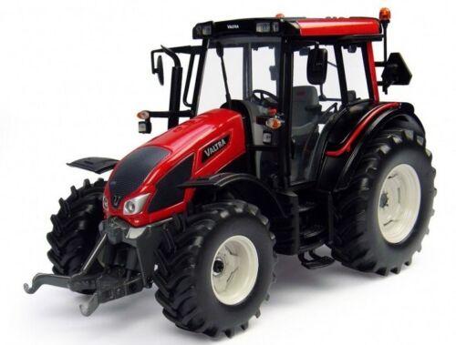 Tracteur Valtra N103 Small de couleur Rouge 1//32 UH4211