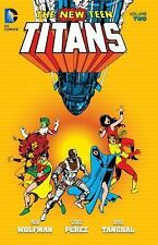 New Teen Titans by Marv Wolfman and George Perez (2015, Paperback)