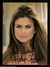 Kathy Ireland TOP  AK u.a. The Player  + G 6554 D