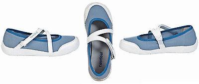 NWFEEL 8294858 Baomiss Kinder Maedchen Ballerinas Schuhe, Blau