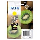 Epson tinta amarillo 202 Claria
