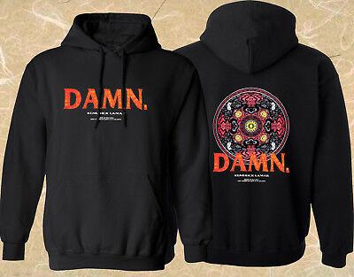 come comprare cerca il più recente prezzo di fabbrica Kendrick Lamar Kung Fu Kenny Damn Hoo Tour Hoodie Classic Size XS ...