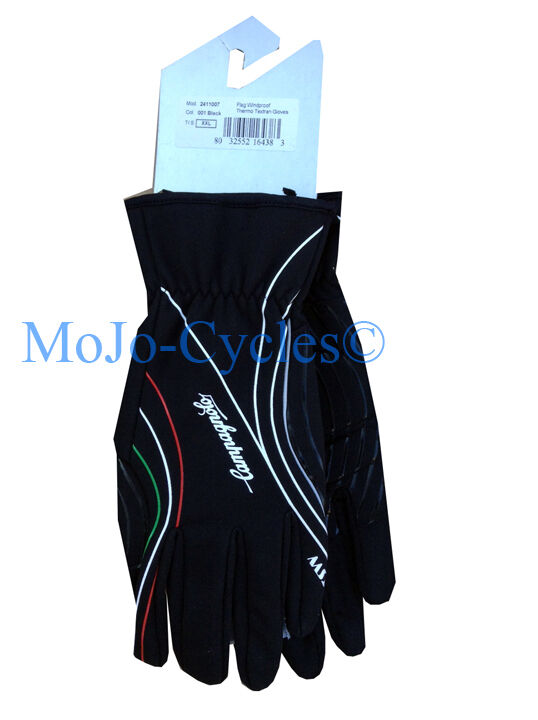 Campagnolo Flag Windproof Thermo Textran Glove Fall Winter Winter Fall Spring New d8af4d