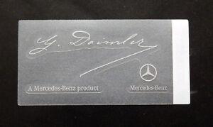 Mercedes-Sticker-Aufkleber-Mercedes-Benz-Product-G-Daimler-Transparent
