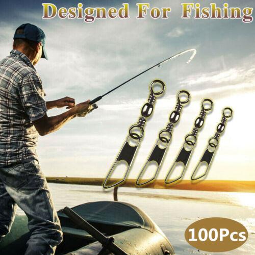 100Stk Angelzubehör Fishing Set Angelausrüstung Haken Sinker Gewichte