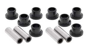 BossBearing Front Upper A Arm Bushings Kit for Arctic Cat 650 4x4 H1 2005 2006 2007 2008