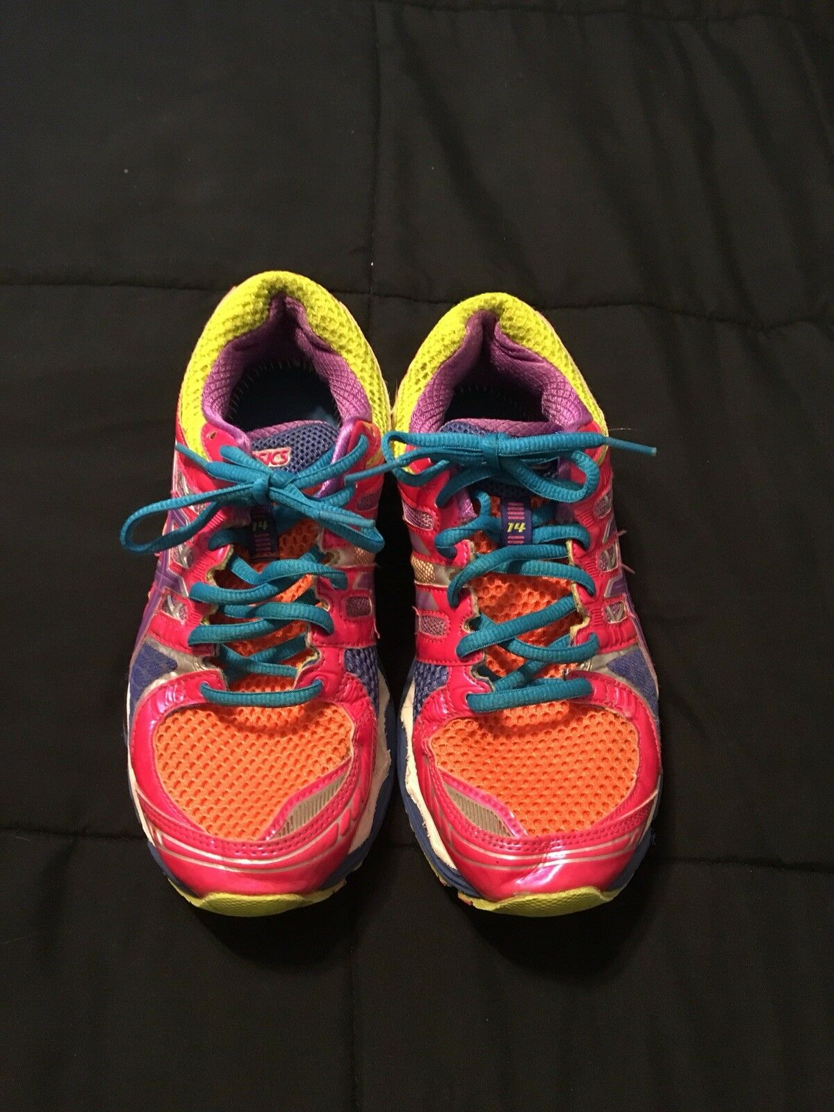 Asic Gel Nimbus 14 size 7 The latest discount shoes for men and women