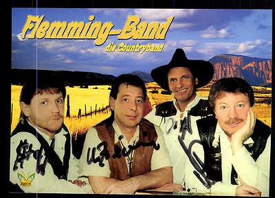 Sammeln & Seltenes Flight Tracker Flemming Band Autogrammkarte Original Signiert ## Bc 54708 Unterscheidungskraft FüR Seine Traditionellen Eigenschaften