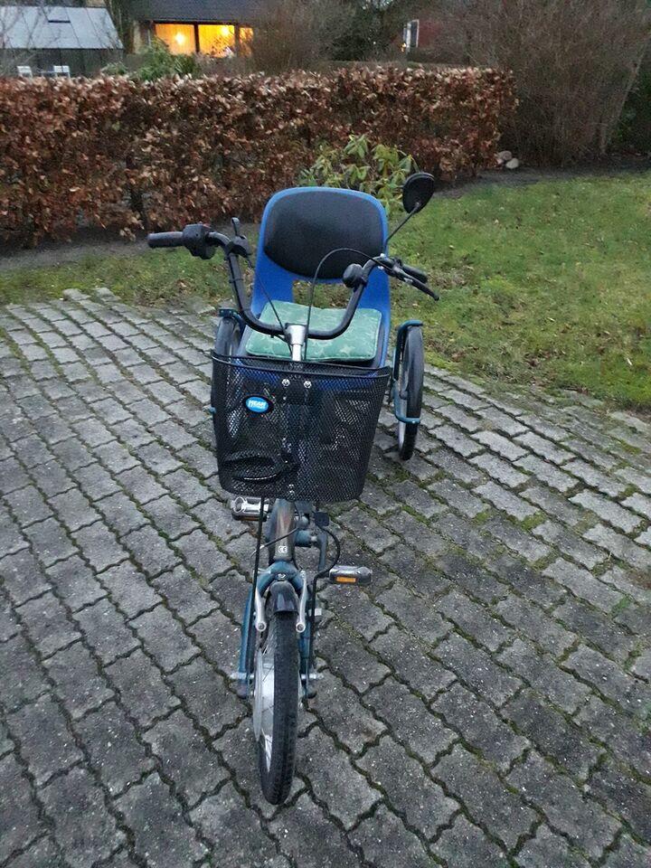 Handicapcykel, HEAN Cyklen, 5 gear