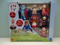 In The Night Garden Playset With 6 Figures & Playmat
