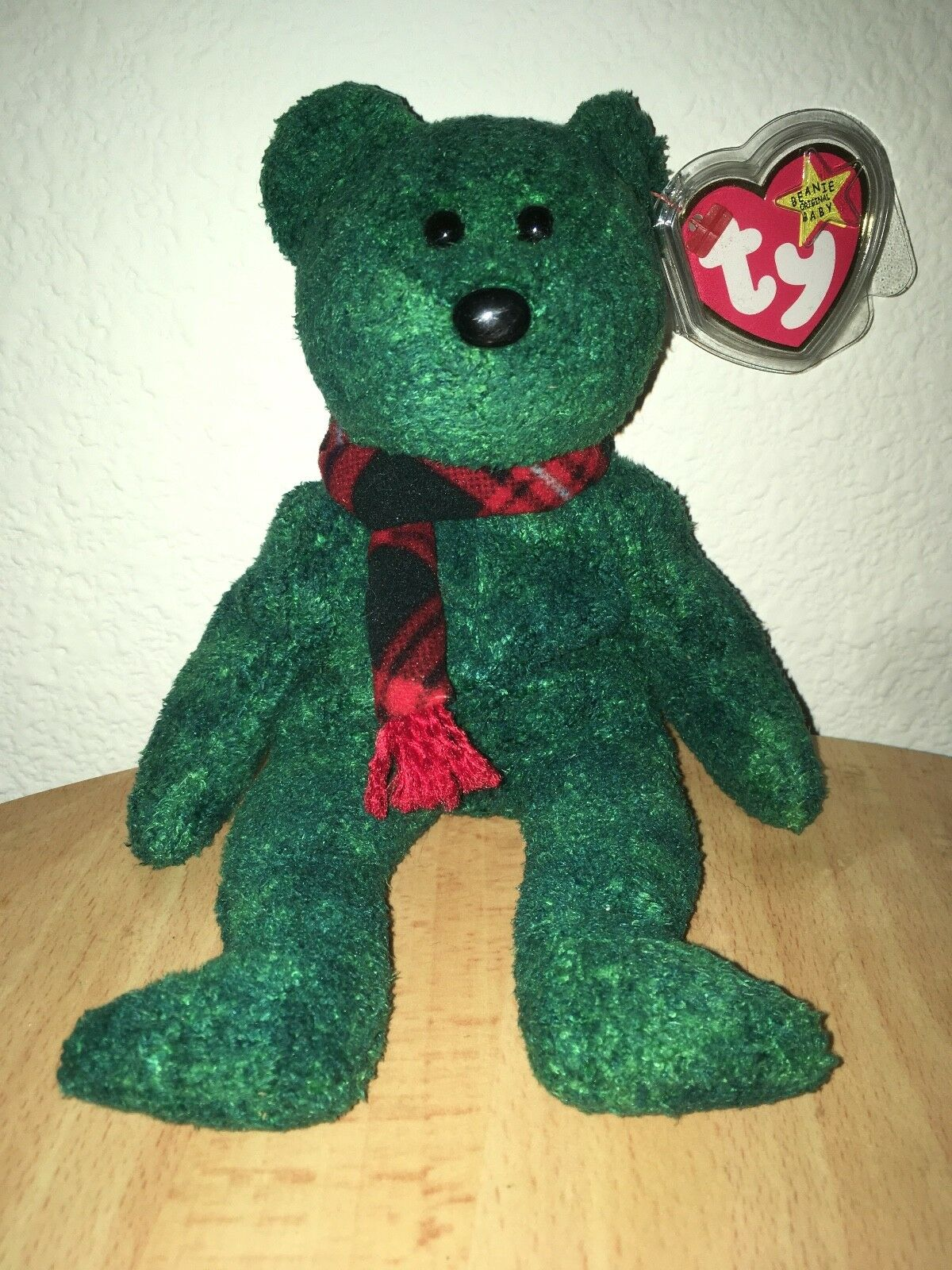Ty beanie baby wallace 1999