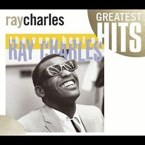 Ray Charles The Very Best of Ray Charles CD Mar-2000 Rhino UPC 081227982225