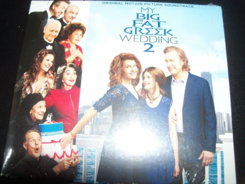 1 of 1 - My Big Fat Greek Wedding Soundtrack CD – New (Still Sealed)