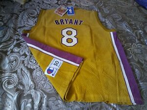 Details about Vintage*KOBE BRYANT #8*Lakers* Stitched