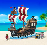 Mary Maxim Pirate Ship Plastic Canvas Kit on sale