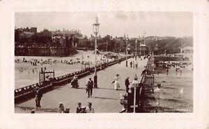 R187543 The Pier. Bournemouth. Rotary Photo. J. E. Beale. The Fancy Fair. 1908