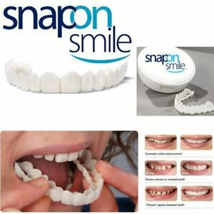 Smile-Perfect-Snap-TOP-amp-BOTTOM-Veneers-Instant-Cosmetic-Teeth-Cover-Fix-Cap