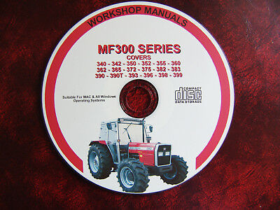 Juegos Cartas Coleccionables Qualified Massey Ferguson Mf355 365 383 393 396 398 399 Workshop Service Repair Manual
