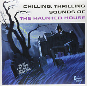 Various-Artists-Chilling-Thrilling-Sounds-Of-The-Haunted-House-New