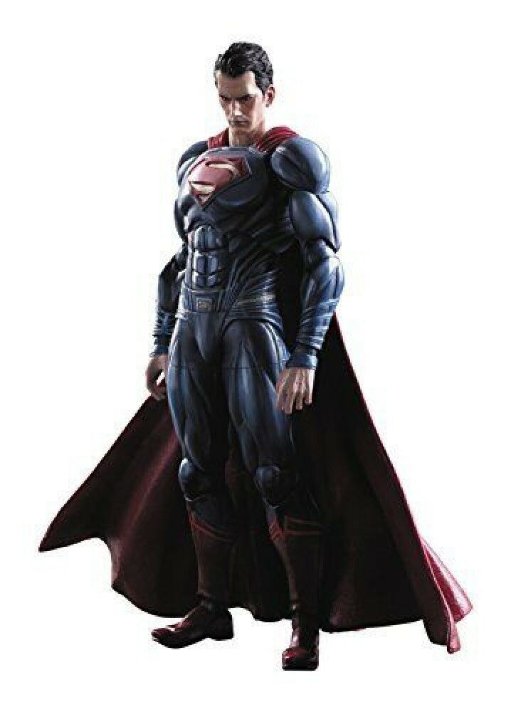 Square Enix Batman v Superman Dawn of Justice  Play Arts Kai Superman Action F S