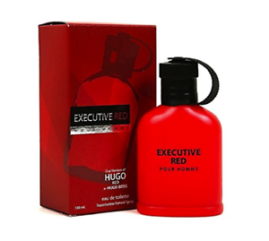 Executive-Red-Version-of-Hugo-Red-Men-039-s-Cologne-Eau-de-Toilette-3-4-fl-oz