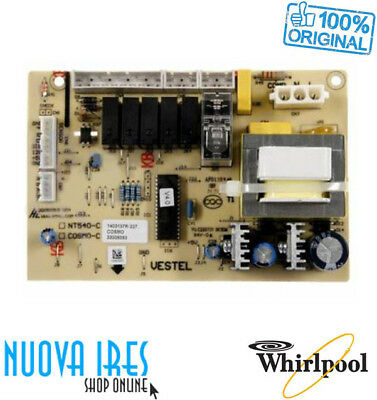 Otros Industrious Ficha Nevera ElectrÓnica Forma Control Whirlpool Doble Puerta 480132103358