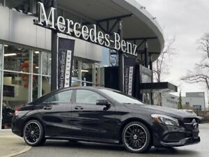 2018 Mercedes-Benz CLA 250 Coupe No Accidents! One Owner! Local!